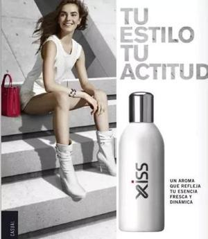 Perfume Xiss O Xiss 2.0 Unique Mujer Original Y Sellado!