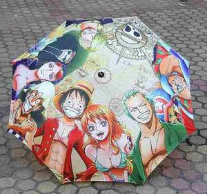 Sombrilla / Paraguas Anime One Piece - M4 - Envío Gratis