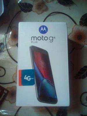 Vendo Moto G4 Plus nuevo en caja y sellado