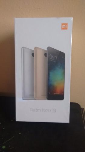 Xiaomi Redmi Note 3 Pro Prime Gold 3gb Ram 32gb Rom 4g Nuev