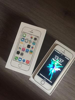 iPhone 5S Casi Nuevo en Su Caja Original