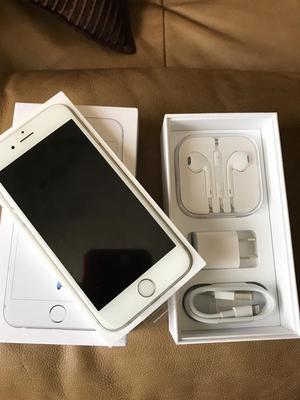 iPhone 6S 32Gb Nuevo Silver