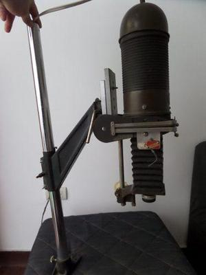 Antigua Ampliadora Fotografica Camara Fotografica