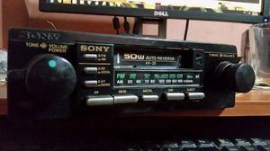 Antigua Auto Radio Sony Xr22 Para Algun Coleccionista