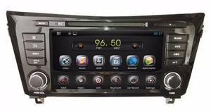 Autoradio Homologdo Nissan Qashqai 14-15 Gps,wifi,tv,android