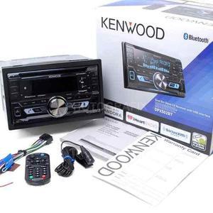 Autoradio Kenwood Dpx501bt Con Bluetooth Y Microfono