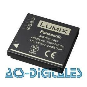 Baterìa Para Càmara Digital Lumix Panasonic Dmw-bcf10e