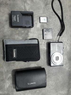 Camara Fotografica Lumix Panasonic 12 Megapixeles
