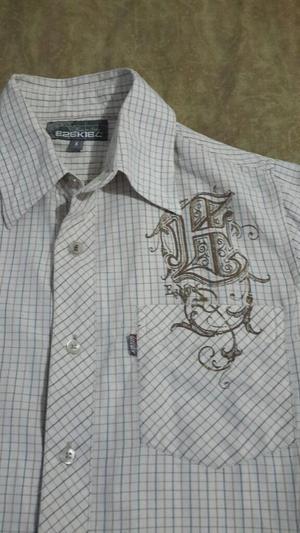 Camisa Ezequiel S M Volcom Hurley Guess