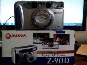 Cámara Fotográfica Miray Z-90d Para Coleccionistas