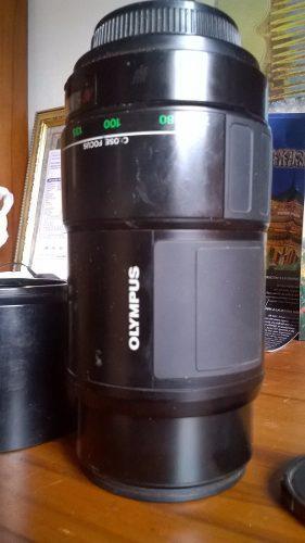 Cámara Fotográfica Olympus, Lente 35-70mm Y 70-210mm.