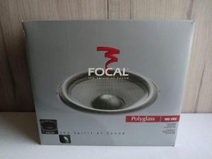 Componentes Focal Polyglass 165 Vr3 De 3 Vías Made In