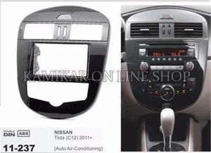 Consola Auto Radio Nissan Qashqai Xtrail Versa Tiida March