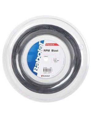 Cuerda De Tenis: Babolat Rpm Blast 17 660 String Reel