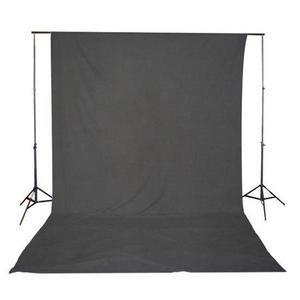 Fondo Fotográfico, Verde, Blanco, Gris, Negro 3x6mt Algodon