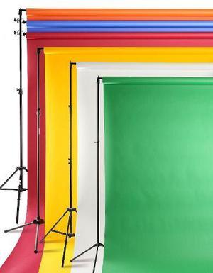 Fondos Fotográficos De Papel 2.7x11mt - Fábrica Savage