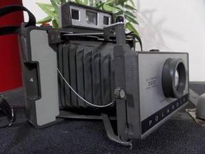 G25 Camara Fotografica De Fuelle Polaroid Land 320