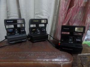 G25 Camara Fotografica Polaroid Modelo 600 Funcionando