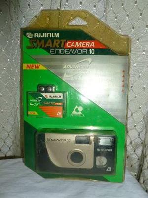 Js Camara Fotografica Fujifilm Antigua En Su Estuche