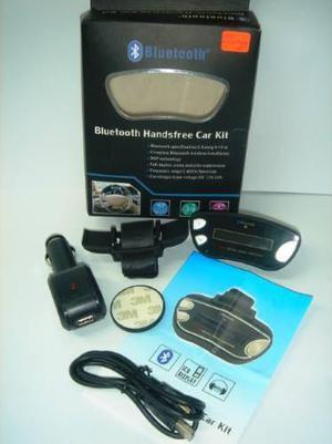 Kit De Bluetooth Para Carro, Buena Calidad Y Buen Precio!!!!