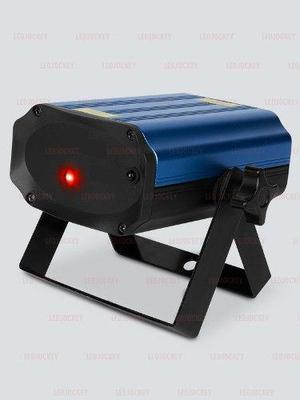 Laser Lluvia Rojo Y Azul Profesional Discoteca Bar