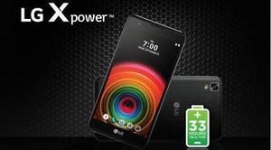 Lg X Power Libre Lte Batería  Equipo Sólo 13/5mp