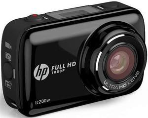 Mini Camara Fotográfica Hp Lc200w Full Hd 4k Wifi
