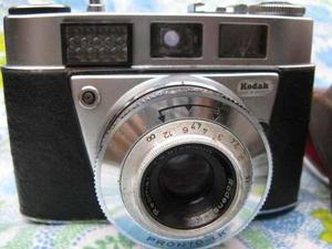 Mundo Vintage: Camara Fotografica Kodak Retinette Ib Colecc