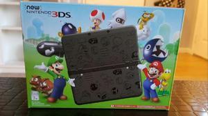 New Nintendo 3ds Super Mario Black Editi