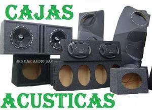 Oferta.!! Cajas Acústicas Para Su Auto Desde S/.59.99 Soles