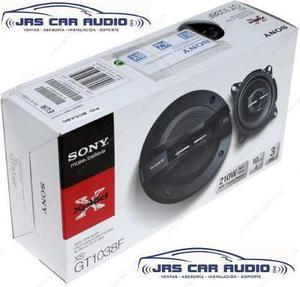 Parlantes Sony Xplod De 4 Pulgadas Xs-gt1038f A S/.149.99