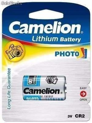 Pila Camelion Lithium Cr2 3v Para Camara Fotografica
