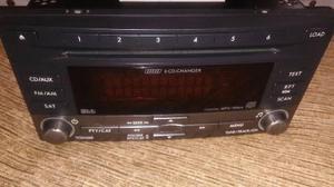 Radio Original De 6 Discos De Mp3 Para Subaru Impreza 2010