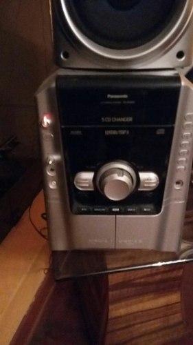 Remato Equipo De Sonido Panasonic Ak-240