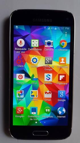 Samsung Galaxy S5 Mini Solo Equipo 8 Mpx 16gb Claro