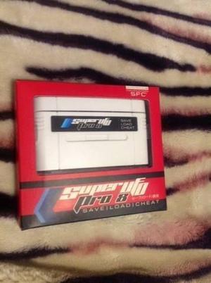 Superufo Pro 8 Super Nintendo Snes Famicom Juegos Sd Full