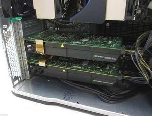 Alquiler Hp Workstation Z820 Z800 Quadro K5000 4 Gb Gddr5