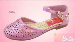 Balerinas Niñas Barbie - Zapatos - Sandalias