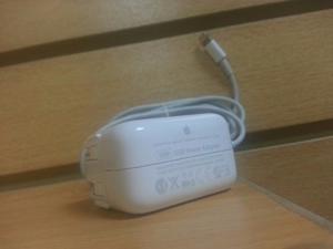 Cargador Ipad 10w & 12w Original Apple Cubo + Lightning