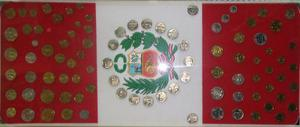 Colección De Monedas Peruanas