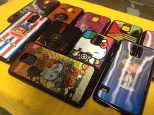 Cover Para Samsung Galaxy S5 G900m Nuevos Colores