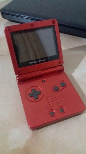 Game Boy Advance Sp - 1 Brillo (sin Cargador)