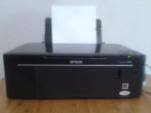 Impresora Epson Tx135 C/ Sistema Continuo
