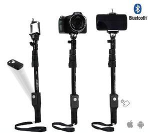 Monopod selfie para camaras y iphone.