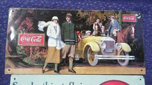 Publicidad De Lata Coca Cola