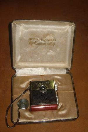 Vint.retro Radio Antiguo Miniatura Estándar Micronic Japón