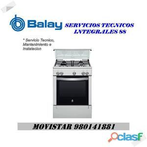 Servicio tecnico lavadoras balay mantenimiento posot class - Cocinas balay vitroceramica ...