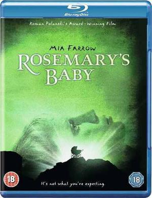Blu Ray El Bebé De Rosemary - Stock - Nuevo - Region Free