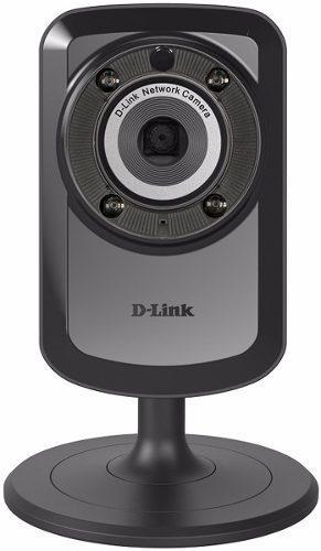 Camara Ip Wifi Dlink Dcs 934l Vigilancia Noche/dia Internet