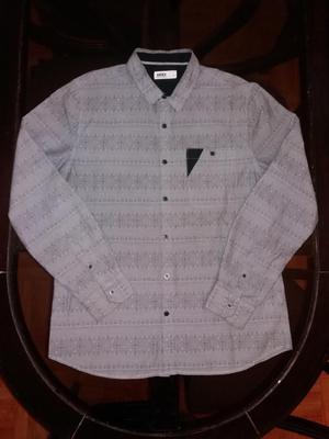 Camisa Index Seminueva talla M